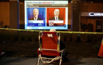 Người Mỹ 'nín thở' chờ đợi kết quả bầu cử tổng thống