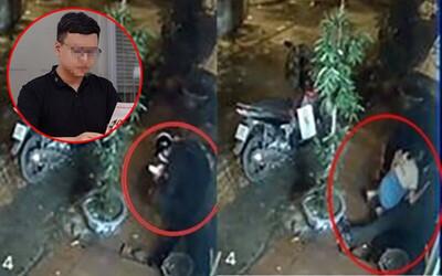 Khởi tố trung uý công an 'thử súng' khiến nam sinh Đại học GTVT tử vong khi đứng chờ người thân