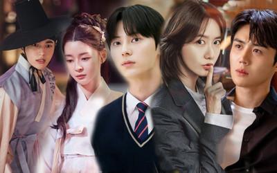 Điểm tin phim truyền hình Hàn Quốc trong tuần: Sự trỗi dậy của phim đề tài thanh xuân