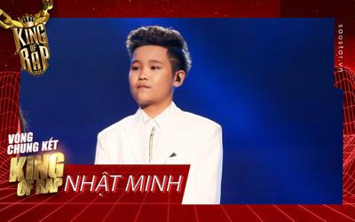Nhật Minh Giọng hát Việt nhí: 'Khán giả King Of Rap sẽ nhìn thấy màu sắc nổi trội của anh ICD và Rica'