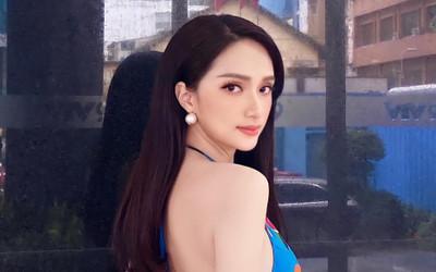 Hương Giang đăng ảnh xinh đẹp giữa lúc BTC Hoa hậu Việt Nam lên tiếng về chuyện rút khỏi sân khấu