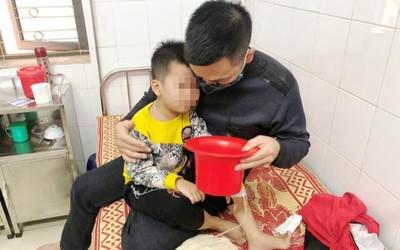 9 trẻ mầm non ở Hà Tĩnh nhập viện sau bữa ăn tại trường