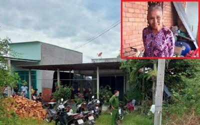Thông tin mới vụ cụ bà 79 tuổi bị sát hại ở Long An: Nghi phạm đang mang thai, giết người để quỵt nợ