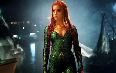 Bị khán giả tẩy chay, Amber Heard vẫn vui vẻ thông báo sẽ tái xuất trong 'Aquaman 2'
