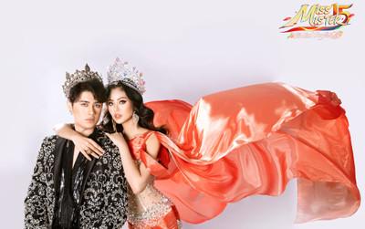 Cặp đôi Quán quân Miss & Mister VLTK 15 tung bộ hình cực chất hậu đăng quang
