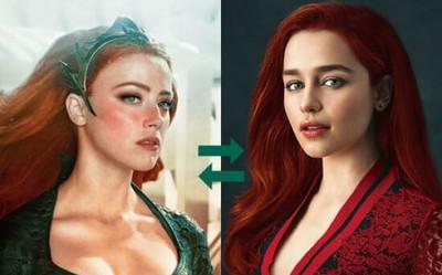 Ngôi sao 'Game Of Thrones' sẽ thay thế Vợ cũ Johnny Depp trong 'Aquaman 2' ?