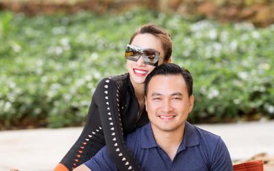 Sau sóng gió, tình yêu của Chi Bảo và bạn gái kém 16 tuổi ngày càng bền chặt
