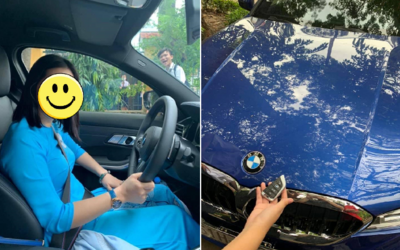 Nữ giáo viên khiến học trò phải trầm trồ: Đi dạy vì đam mê, đeo đồng hồ hiệu, lái siêu xe đến trường