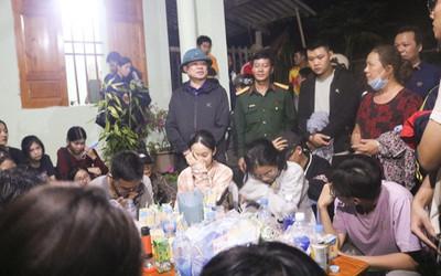 Giải cứu 27 học sinh lớp 12 trường chuyên Bắc Kạn bị mắc kẹt khi đi dã ngoại trên núi