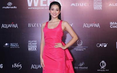 Hoa hậu Tiểu Vy và dàn mỹ nhân đọ vẻ gợi cảm trên thảm đỏ