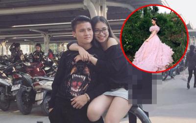 Bạn gái cũ Quang Hải bất ngờ tung ảnh cưới khi bị hỏi chuyện lấy chồng