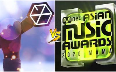 Lý do EXO quyết định 'tẩy chay' MAMA: BTS sẽ là nhóm nhạc tiếp bước?