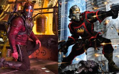 Nhân vật trong 'Guardians of the Galaxy' của Chris Pratt, Star-Lord là người song tính luyến ái?