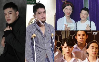 Diễn viên Long Chun bị khối u ác tính ngay vùng xương hàm, lấy xương ống đồng lắp vào nhưng bị đào thải