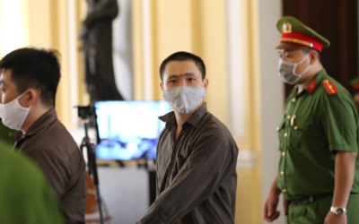 Cung cấp súng, đạn cho Tuấn 'khỉ' gây án, Tý 'Bà Dòm' lĩnh 13 năm tù