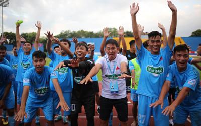 Đội bóng của bầu Hải, bầu Đức và hành trình đi đến chung kết SV-League 2020