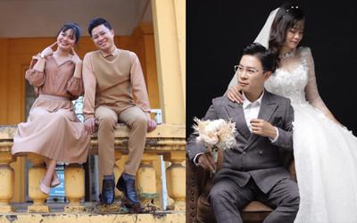 Nam MC VTV điển trai hạnh phúc kết hôn cùng vợ kém 10 tuổi