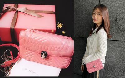 Lâm Tâm Như bị chỉ trích vì tặng con gái 3 tuổi túi hiệu đắt tiền