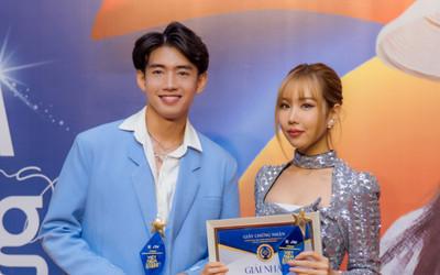 Quang Đăng, MIN, ERIK, Khắc Hưng nhận giải thưởng đặc biệt với 'Ghen Cô Vy' và 'vũ điệu rửa tay'