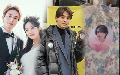 Im Soo Jung mang Lee Dong Wook về nhà sau khi 'bồ cũ' Jo Bo Ah thân mật tặng quà