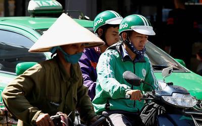 Grab, be tắt toàn bộ dịch vụ tại Quảng Ninh để phòng dịch COVID-19