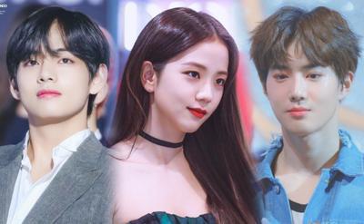 Các visual hàng đầu Kpop thế hệ 3 trở đi: Hút hồn trước V (BTS) hay Suho (EXO)?