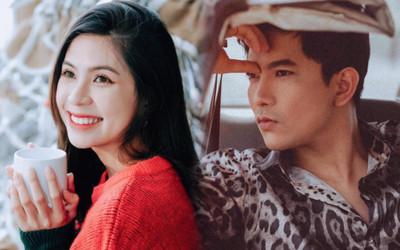 Lộ diện 'nàng thơ' của chồng cũ Trương Quỳnh Anh trong phim Tết 'Ớt đỏ'