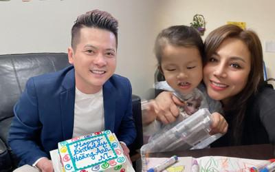 Sau ồn ào ly hôn, vợ cũ Hoàng Anh bất ngờ nói xin lỗi con gái