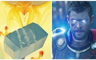 Marvel: Phoenix Force trở thành... mẹ ruột của thần sấm Thor?