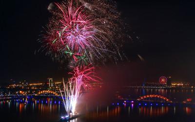 Đà Nẵng dừng bắn pháo hoa đêm giao thừa Tết Tân Sửu 2021