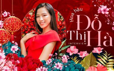 Hoa hậu Việt Nam Đỗ Thị Hà: 'Nếu có một điều ước, tôi chỉ mong bố ngủ ngon và bớt lo lắng cho tôi'