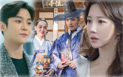 BXH diễn viên - phim Hàn giữa tháng 2: 'Penthouse 2' chuẩn bị soán ngôi 'Mr. Queen'!