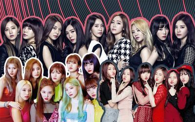 Girlgroup Kpop có động tác vũ đạo khó nhằn: SNSD là gen 2 duy nhất, JYP có đến 2 đại diện