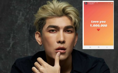 Mew Suppasit gửi lời cảm ơn đến người hâm mộ đã ủng hộ anh sau lùm xùm ''đạo'' ý tưởng MV