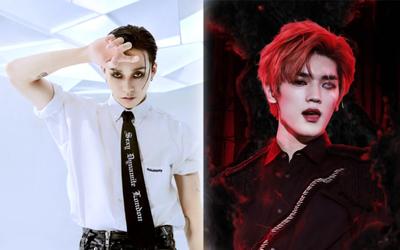 Loạt idol Kpop trong concept đen tối sẽ 'ngầu' như thế nào?