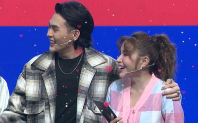 'Vợ chồng son' Võ Đăng Khoa và Khả Như phát 'cẩu lương' tới tấp trên sóng truyền hình