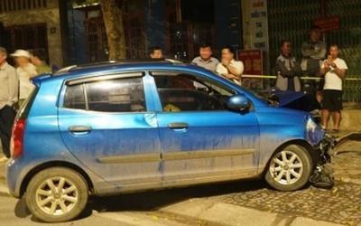 Bắc Kạn: Ô tô 'điên' tông liên hoàn trong đêm khiến 1 phụ nữ tử vong