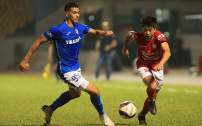 Lee Nguyễn có giúp TPHCM hạ Sài Gòn FC?