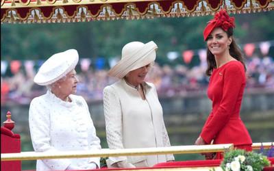Bí ẩn tủ đồ Hoàng gia: 9 lần Kate âm thầm vi phạm nguyên tắc Hoàng gia