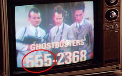 'Giải mã' số điện thoại bí ẩn thường xuyên xuất hiện trong phim Hollywood