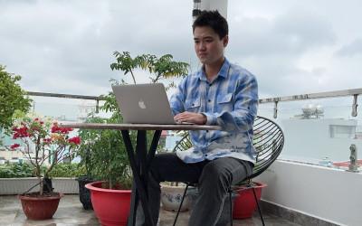 Trần Hoàng Nhật Hào - Chàng trai 8x khởi nghiệp với truyền thông số