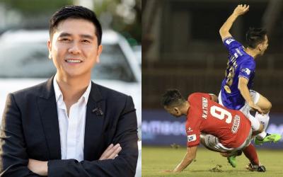 Sau chấn thương kinh hoàng của Hùng Dũng, Hồ Hoài Anh nêu quan điểm về bóng đá Việt Nam