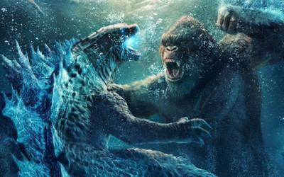 Chưa chiếu chính thức, Godzilla vs. Kong đã nhận về cơn mưa lời khen