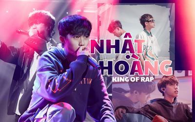 Nhật Hoàng tăng tốc sau chặng đua King Of Rap: Kết hợp nhiều rapper ra mắt sản phẩm âm nhạc liên tục