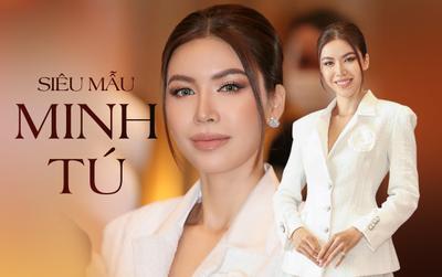 Minh Tú vinh dự trở thành thành viên Ban Chấp hành Hội Người mẫu Việt Nam nhiệm kỳ 2021 - 2026