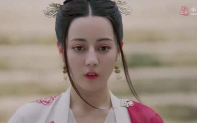 Địch Lệ Nhiệt Ba 'xấu lạ' còn ngốc nghếch, hóa thân nữ chính nhưng không khác gì 'kẻ hầu' của Triệu Lộ Tư