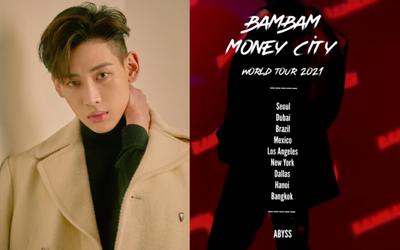 Hậu rời GOT7, BamBam thông báo tổ chức concert ở Hà Nội