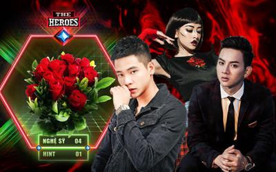 The Heroes tung gợi ý 'đóa hoa hồng': Fan đồng loạt gọi tên Quân A.P - Hoài Lâm