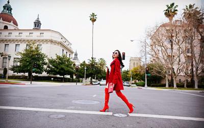 Hoa hậu Nguyễn Ngọc Quỳnh quyến rũ nhưng không kém phần thanh lịch trong bộ ảnh thời trang mùa đông