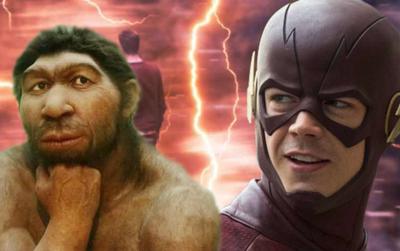 Bạn có biết: Tốc nhân đầu tiên của vũ trụ DC không phải The Flash, mà là người tiền sử?